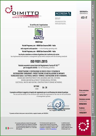 certificazione-9001-2015