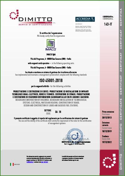 certificazione-45001-2018-2022