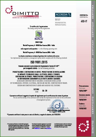 certificazione-9001-2015-2022