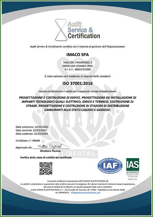 governance-certificato-37001